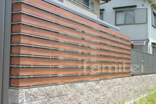 DIYで作るフェンス 目隠し 塀の画像集(ルーバー 作り方 種類 木 板 ツーバ\u2026